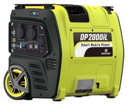 Onde sinusoïdale pure de la station d'alimentation Portable solaire/voiture/AC Alimentation de charge de puissance 2 Kw