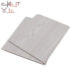 Usine chinoise de bonne qualité à bas prix planchers en bois mat réfléchissant mur UV PVC Feuille de mosaïque du conseil d'impression du panneau blanc brillant - Panneau de plafond en PVC pour l'appartement