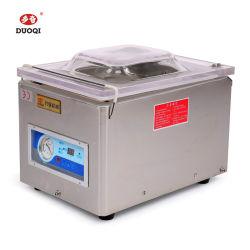 Duoqi DZ-260 Automatische commerciële verpakking Sealer Single Chamber Vacuum Packaging Machine voor invoerder