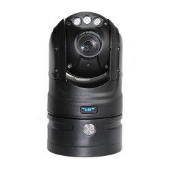 Беспроводная сеть Wi-Fi с 4 МП, 33X оптическим зумом, 4G GPS, безопасность WiFi Сетевая мобильная IP-камера PTZ для быстрого развертывания