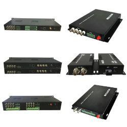 1-16 채널 HD-SDI/ASI 광 광 광 컨버터와 데이터, 오디오