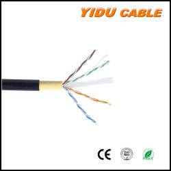 Red CAT6 CAT5e Precio Caja de cable CAT6 CAT6proveedor de una red LAN RJ45 Cable CAT6