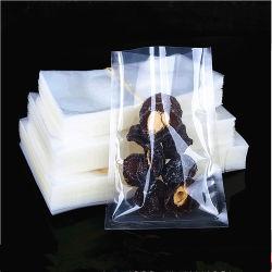 Vb01 맞춤형 인쇄 식품 SAC Spoe Vide 냉동 플라스틱 포장 진공 보관 씰러 백 생분해성 진공 백