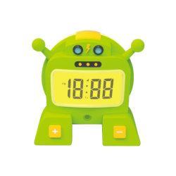 2021 شركة الصين لصناعة السيارات المبيعات المباشرة جديد كارتون للأطفال لعبة S Toy ساعة المنبّه