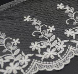Hans fácil de usar tela de encaje de piedra de bordados ecológica