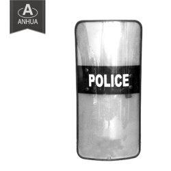Военная полиция PC щиток с резиновой кромкой