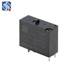 Meishuo Malc 50A 277VAC للأغراض العامة Miniature جهد مقاومة عالٍ مرحل قفل مغناطيسي للمنزل/مصعد ذكي مع RoHS