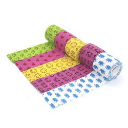 Bandage élastique autoadhésif plâtre avec matériau Non-Woven