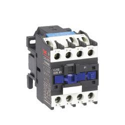 O CNC 2021 Novo Gadget Portátil Electronic 3 Número do contator pólo 25AMP padrão IEC Contator magnético AC 25AMP contator AC