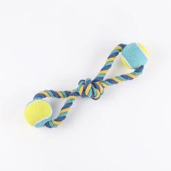 애완용품 애완용 Dog Toys Interactive Cotton Rope Knot Set Bite 내성이 있는 애완용 장난감 제조업체 도매 새끼 고양이 강아지 밀 애완견 동물 풍자 취토이