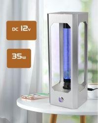 35W LED UV 자외선 222Nm 원거리 UVC UV-C 램프 살균등