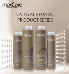 Explosión del brasileño colágeno para alisar el cabello el tratamiento de terapia de Oro de la Queratina la queratina del cabello Tratamiento de la proteína Bio