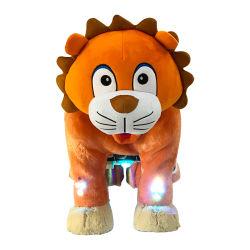 Bateria de carro eléctrico brinquedo viagem de animais no Sul Amercian Quente