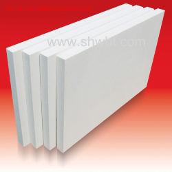 Fibra scheda Ceramica refrattario al calore prodotto