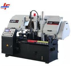 H-330 Metal inteligente de Alta Velocidade de Corte da Máquina de serra de fita
