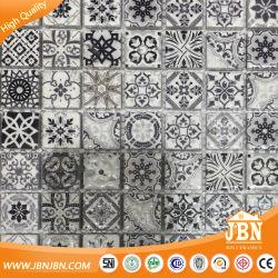 Мраморными плитками из природного камня, строительные материалы, мозаика (S848001)