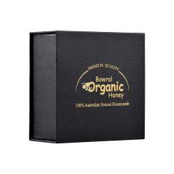 Boîte en carton magnétique de luxe coffrets cadeaux d'impression personnalisé