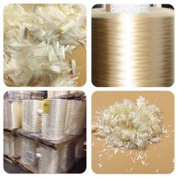 La fibra de carbono Materias Primas/Fibra Acrílica/Poliacrilonitrilo para hormigón/Fibra poliacrilonitrilo
