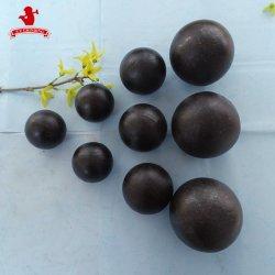 20мм -150 мм литой стальной шарик шлифования / Горячий динамического поддельных шарики / формирование стальной шарик носителя шлифования