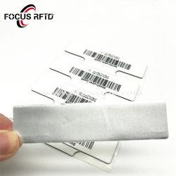 Logo de promotion de l'impression étiquette RFID NFC pour le paiement/gestion