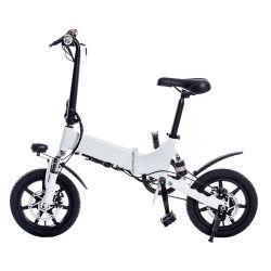 14 polegadas eléctricos rebatíveis Mini Aluguer de bicicleta dobrável de liga de alumínio 36V sujeira aluguer de bicicletas eléctricas motociclo de Montanha