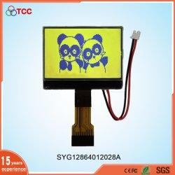 Industrial 128 * 64 Graphic Dots Intelligent LCD Display Module ST7565r Controller Panel LED weiße Hintergrundbeleuchtung 128X64 Cog LCD-Bildschirm