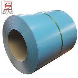 La bobina de galvanizado prebarnizado/Impresión de hoja de acero recubierto de electrodomésticos