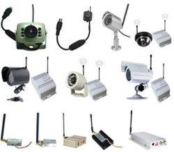 Беспроводная камера, беспроводные передатчик и приемник