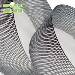 نسيج شبكي فلتر دقيق مصنوع من الفولاذ المقاوم للصدأ ورقة معدنية متفوقة من أجل التبشير