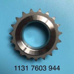 Новый зубчатый шкив коленчатого вала 11317603944 автозапчастей для BMW E84 E89 F07n F10 F10n F11 и F15