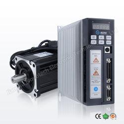 Servo moteur AC 750W 1000W 12000W/servomoteur/moteurs/ avec chauffeur/Lecteur/kit du contrôleur pour le CNC
