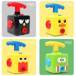 Het Stuk speelgoed van de Auto van de Ballon van de macht voor GIF van Kerstmis van het Stuk speelgoed van de Toren van de Lancering van de Ballon van de Macht van de Gift van Kinderen