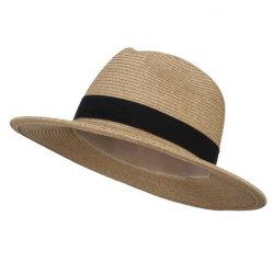 Sportバケツの帽子の急な回復によって編まれる野球のわらの女性Winter日曜日Trucker帽子の中国の卸売