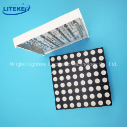 2.3 Polegada 8X8 LED RGB com RoHS matricial da fabricante de peritos