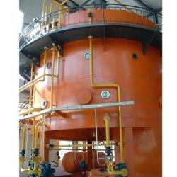 impianto di estrazione a solvente dell'olio di soia 100tpd per la linea di produzione