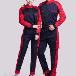 100%年の綿のBoilersuitの耐火性のつなぎ服の機械工学の均一Workwearの産業作業ユニフォーム