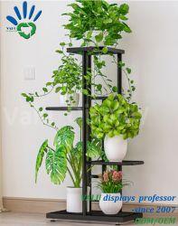 Suporte de Fábrica Piscina Interior da camada de múltiplos vasos para plantas de prateleira de plantas de suporte do suporte de ecrã