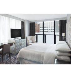 Arabisches Doppelbett Hotelbett Zimmer Möbel Schlafzimmer Modern eingerichtet (EL 04)