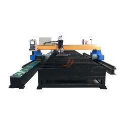 Cnc-Plasma-Bock-Ausschnitt-Maschine mit amerikanischem Plasma-Generator für maximale Stärke 40mm