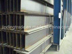 [بويلدينغ متريل] حارّ - يلفّ فولاذ قطاع جانبيّ [ه] حزمة موجية قسم فولاذ