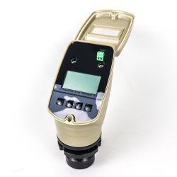 0-10V RS485 remoto inteligente do Sensor de Nível de Líquido de ultra-sons para o tanque de armazenagem de combustível
