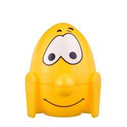 Huevo de plástico de la Copa Muñeca Hombre Huevo de la copa de helado de la Copa de dibujos animados para niños