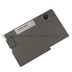 Substituição da bateria do notebook portátil recarregável para a DELL D600 11,1V 5200mAh bateria de notebook cinza para o Inspiron 500m/510M / 600m bateria elétrica