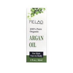 Óleo de argan orgânico hidratar a pele facial marroquino puro de unhas de cabelo