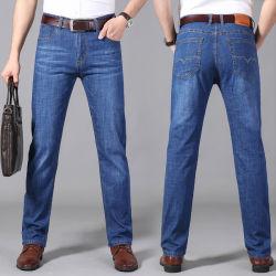 Van de Bedrijfs broek van de Broeken van de Manier van het Kledingstuk van de Kleding van de Mensen van het denim Slanke Jeans