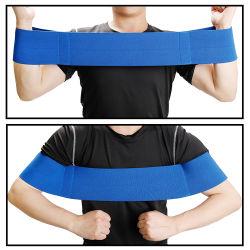 La résistance de la bande de la hanche Soft&bandes antidérapantes de conception