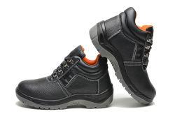2020年の機密保護の靴の熱い販売安いPUの安全靴作業履物の方法穿刺の証拠の革靴の鋼鉄つま先の帽子の構築安全ブートESD作業履物