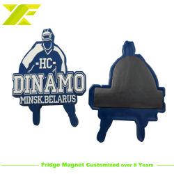 Commerce de gros en plastique souple de haute qualité Fridge Magnet (FM09-C)