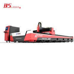 Tipo Aberto 3000W laser CNC Metal Corte Automático Ss Máquina de alumínio