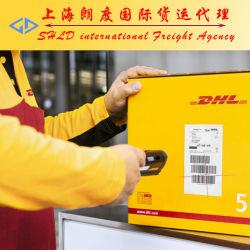 A DHL Express da China para a Argentina, Chile, Colômbia e outros países da América do Sul